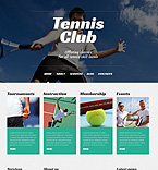 Sport WordPress Template 50527