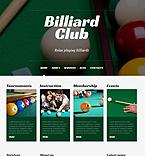 Sport WordPress Template 50528