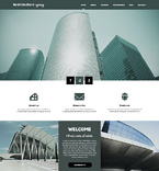 Architecture WordPress Template 50533