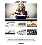 Personal Page Joomla  Template 50539