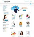Education Magento Template 50549
