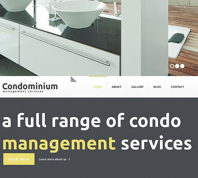 Template Moto CMS HTML para Sites de Agencia imobiliária №50560 New Screenshots BIG