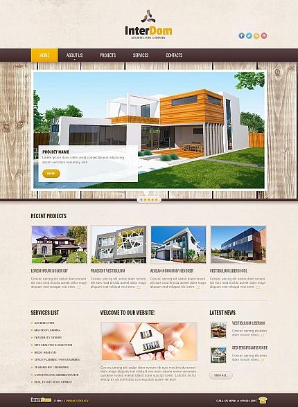 Website Template #50567
