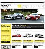 Cars Moto CMS HTML  Template 50571