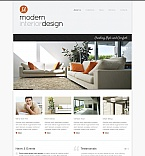 Furniture Moto CMS HTML  Template 50574