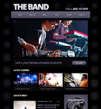 Music Joomla  Template 50586