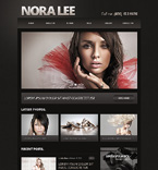 Art & Photography Joomla  Template 50587