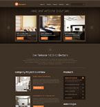 Furniture Joomla  Template 50590