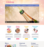 Entertainment Joomla  Template 50598