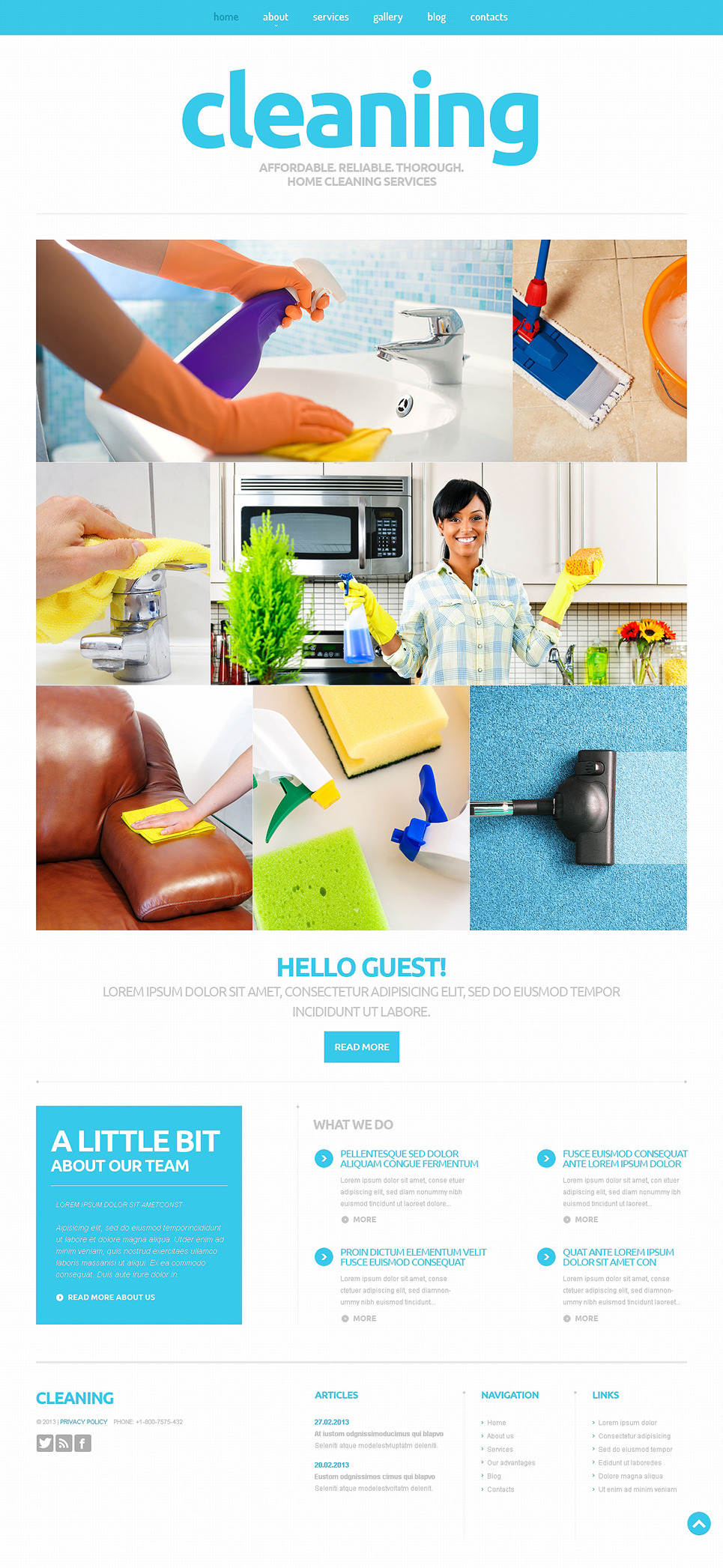 cleaning responsive joomla template 45335 cleaning responsive joomla template 50593