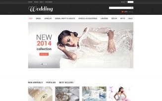 Dream Wedding PrestaShop Theme