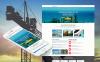 Modèle Moto CMS HTML  pour entreprise de construction New Screenshots BIG