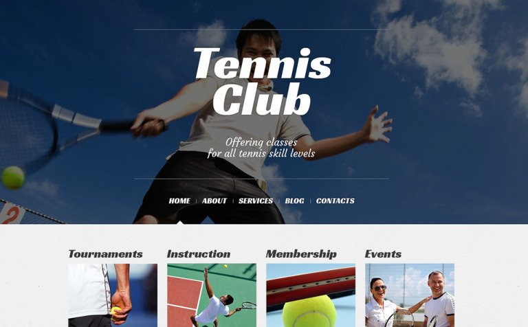 17 Best Club WordPress Templates & Themes