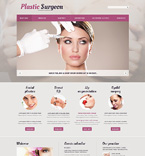 Medical Joomla  Template 50600