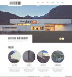 Architecture WordPress Template 50604