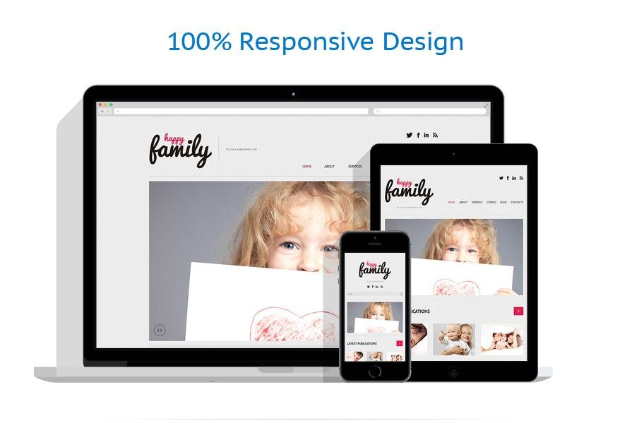 Thèmes WordPress Famille #50612