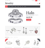 Jewelry PrestaShop Template 50618