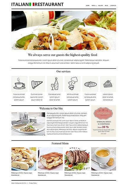Joomla Theme/Template 50621 Main Page Screenshot