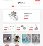 Jewelry Shopify Template 50625