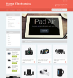 Electronics Magento Template 50628