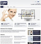 Flash CMS  Template 50653