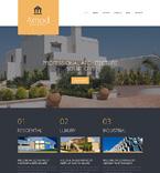 Architecture WordPress Template 50664