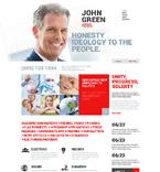 Politics Joomla  Template 50682