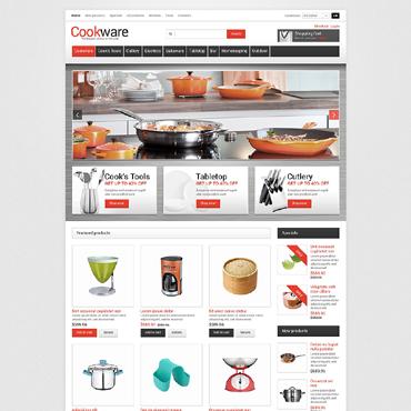 Купить  пофессиональные ZenCart шаблоны. Купить шаблон #50689 и создать сайт.
