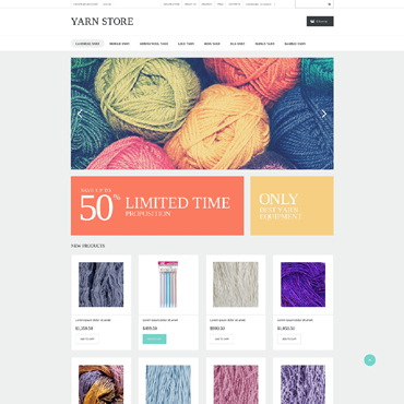 Купить  пофессиональные VirtueMart шаблоны. Купить шаблон #50694 и создать сайт.