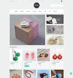 Jewelry VirtueMart  Template 50695