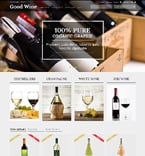 Food & Drink PrestaShop Template 50698