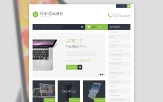 Hardware Provider Company PrestaShop Theme