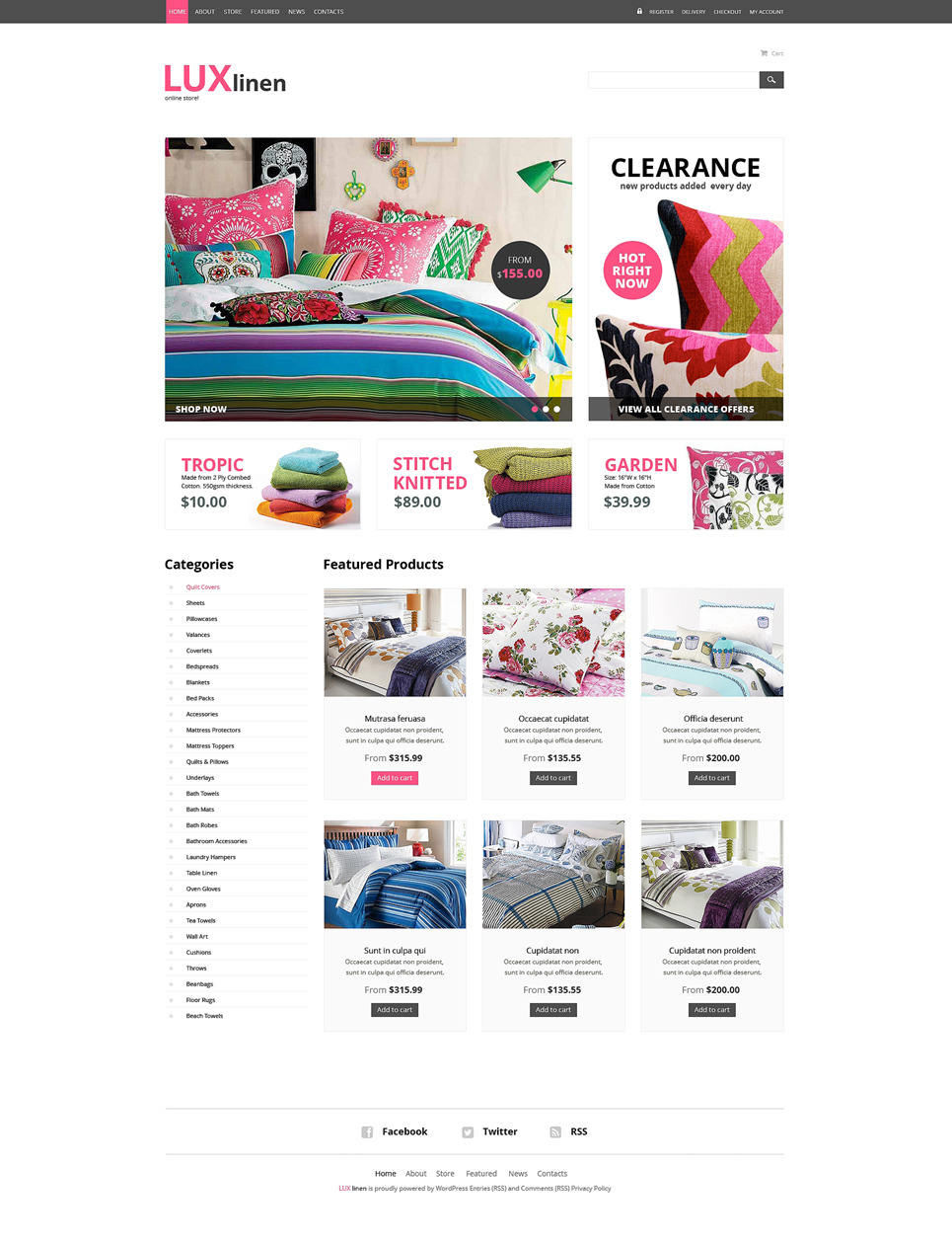Home Decor Responsive WooCommerce Theme New Screenshots BIG
