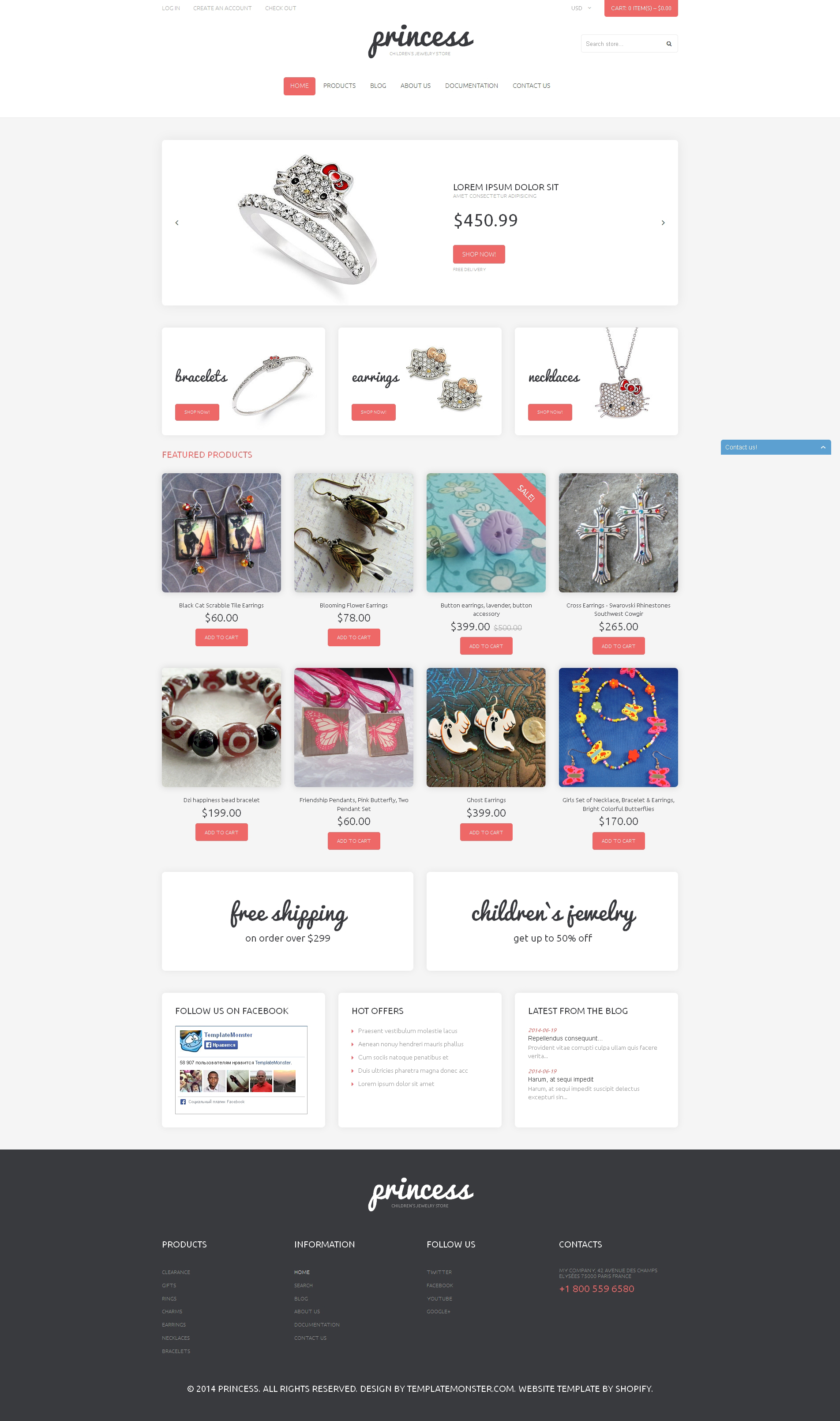 Jewelry responsive shopify theme 50625 jewelry responsive shopify theme pronofoot35fo Images