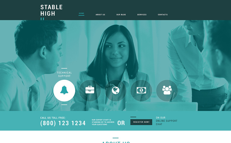 Money making business joomla template 50622 money making business joomla template new screenshots big wajeb Choice Image