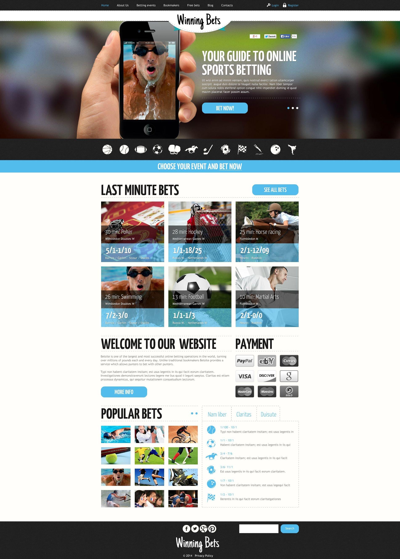 online template