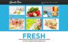 Tema De WordPress Responsive para Sitio de  para Sitios de Cafeterías New Screenshots BIG