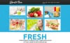 Thème WordPress adaptatif  pour site de café New Screenshots BIG