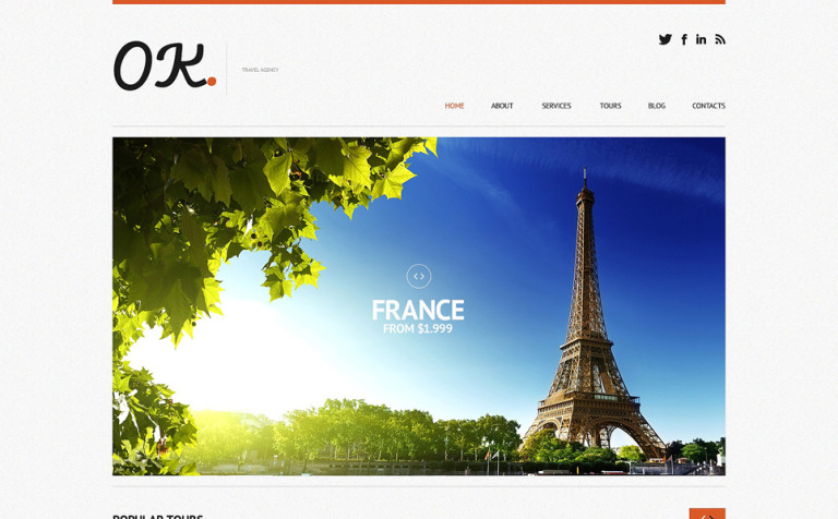 16 Travel Blog WordPress Themes & Templates