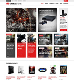 Games WooCommerce Template 50724