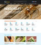 Website  Template 50731
