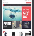 Electronics PrestaShop Template 50735