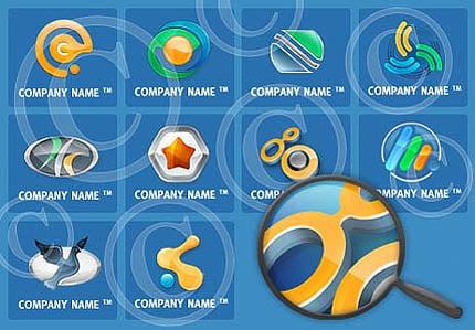Logo Set Template 50736 Screenshots