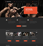 Entertainment WordPress Template 50741