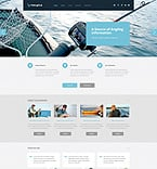 Sport WordPress Template 50743