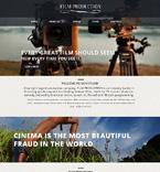 Media Website  Template 50751