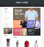 Fashion OpenCart  Template 50755