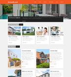 Architecture WordPress Template 50760