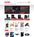 Games VirtueMart  Template 50764