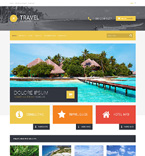Travel Shopify Template 50767